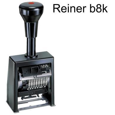 Numerator Reiner B8K